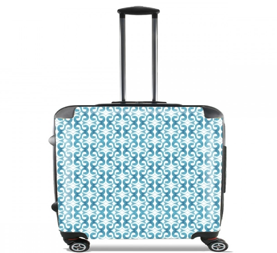 "SEA LINKS for Wheeled bag cabin luggage suitcase trolley 17"" laptop"