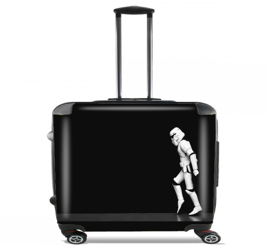 "Stormwalking for Wheeled bag cabin luggage suitcase trolley 17"" laptop"