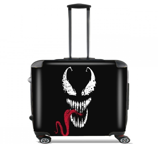 "Symbiote for Wheeled bag cabin luggage suitcase trolley 17"" laptop"