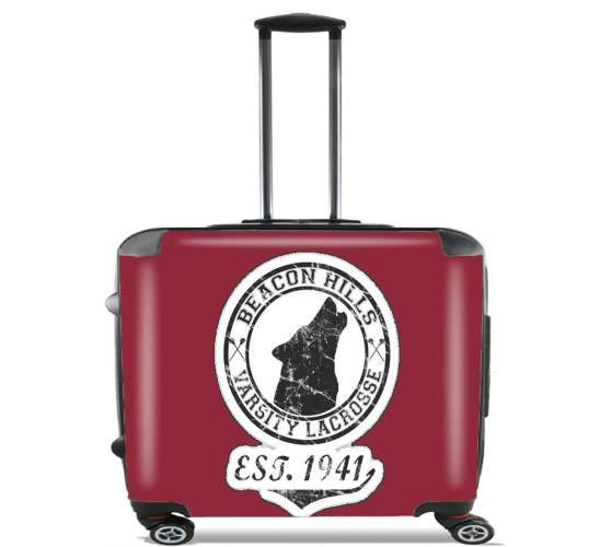 "Teen Wolf Beacon Hills for Wheeled bag cabin luggage suitcase trolley 17"" laptop"