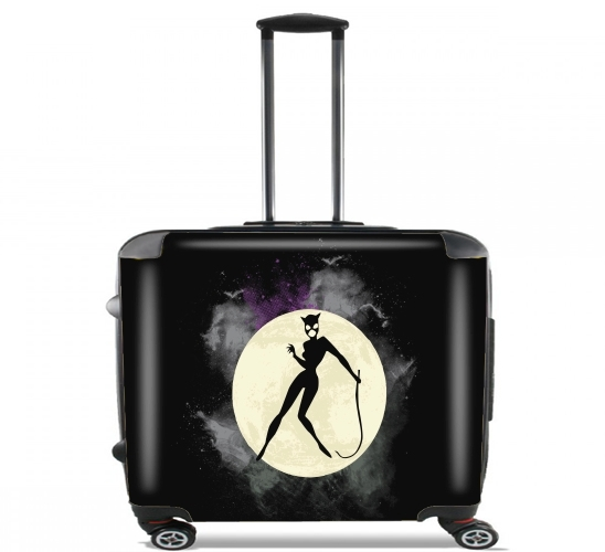 "The Cat for Wheeled bag cabin luggage suitcase trolley 17"" laptop"