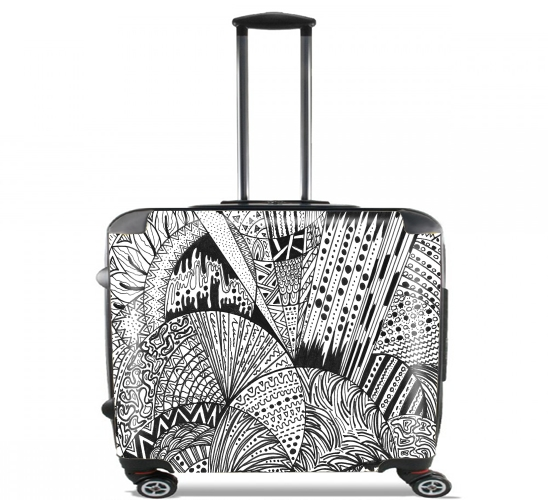 "The Piece for Wheeled bag cabin luggage suitcase trolley 17"" laptop"