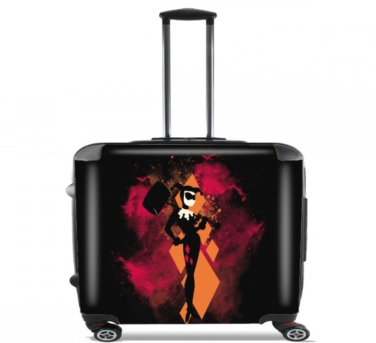 "the Quinn for Wheeled bag cabin luggage suitcase trolley 17"" laptop"