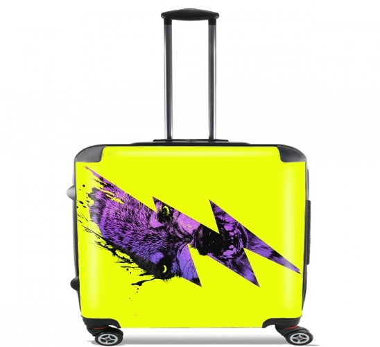 "Thunderwolf for Wheeled bag cabin luggage suitcase trolley 17"" laptop"