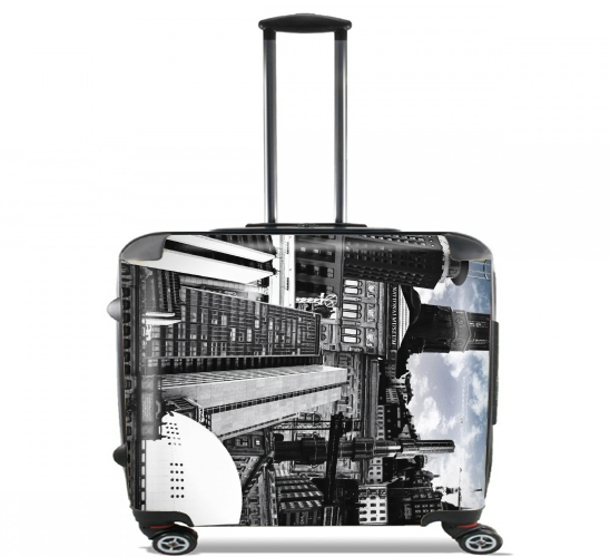 "Urban Stockholm for Wheeled bag cabin luggage suitcase trolley 17"" laptop"