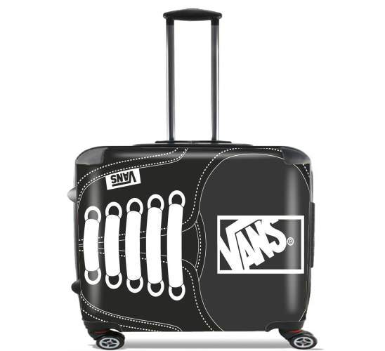 "Vans Shoes looking for Wheeled bag cabin luggage suitcase trolley 17"" laptop"