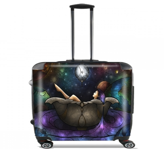"Worlds Away for Wheeled bag cabin luggage suitcase trolley 17"" laptop"