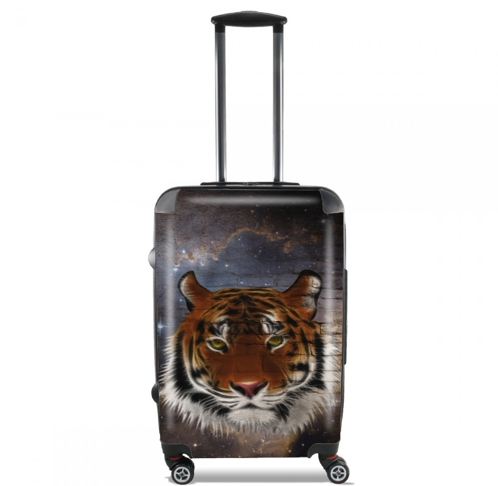 Abstract Tiger for Lightweight Hand Luggage Bag - Cabin Baggage