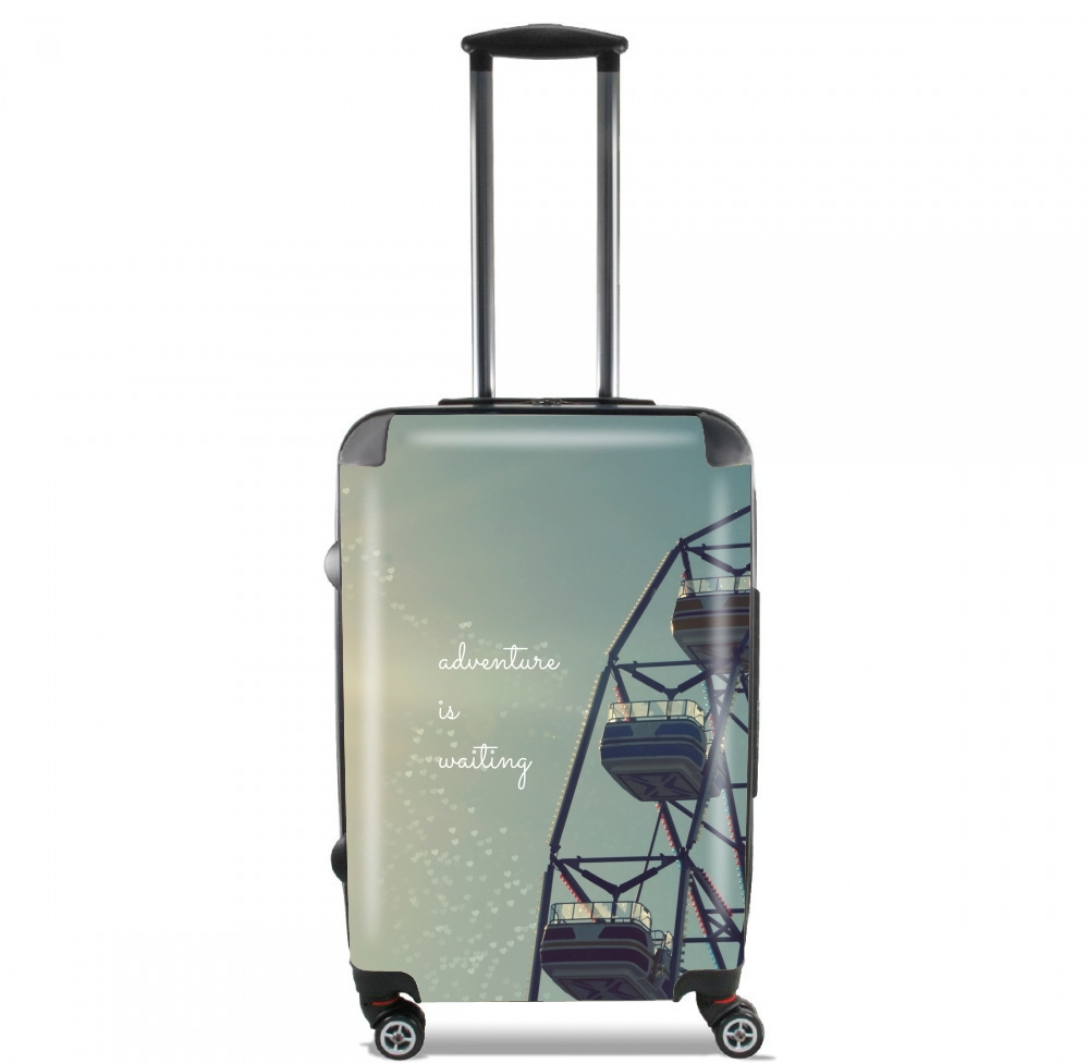 Adventure is Waiting for Lightweight Hand Luggage Bag - Cabin Baggage