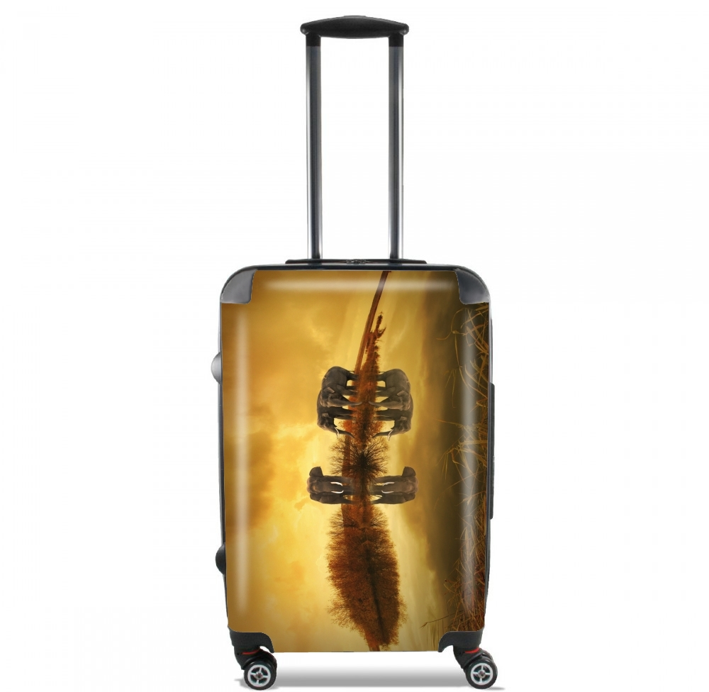 African Style for Lightweight Hand Luggage Bag - Cabin Baggage