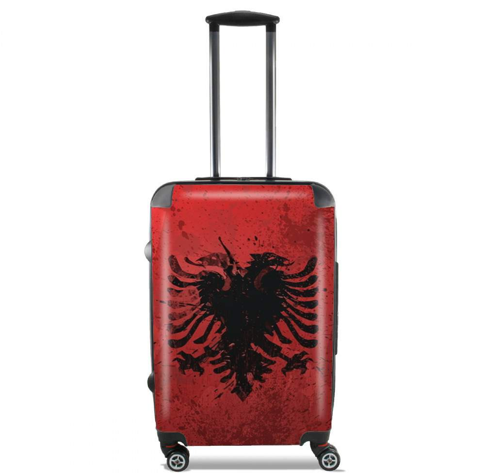 Albanie Painting Flag for Lightweight Hand Luggage Bag - Cabin Baggage