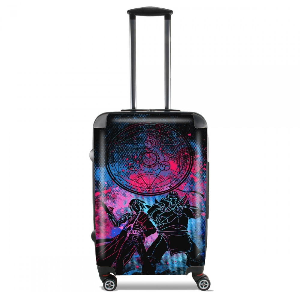 Alchemist Art for Lightweight Hand Luggage Bag - Cabin Baggage