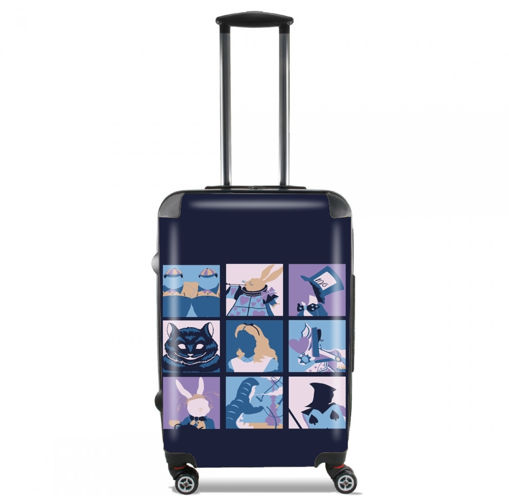 Alice pop for Lightweight Hand Luggage Bag - Cabin Baggage