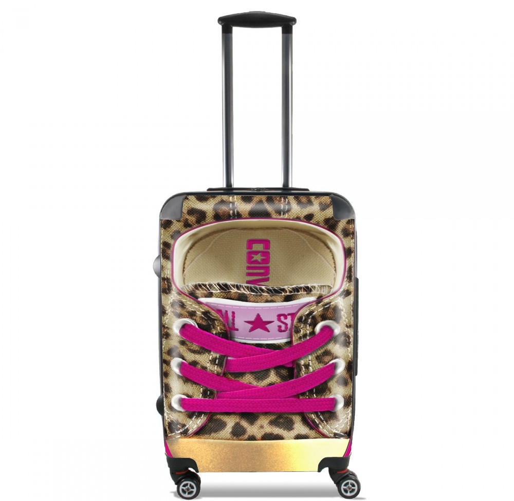 All Star leopard for Lightweight Hand Luggage Bag - Cabin Baggage