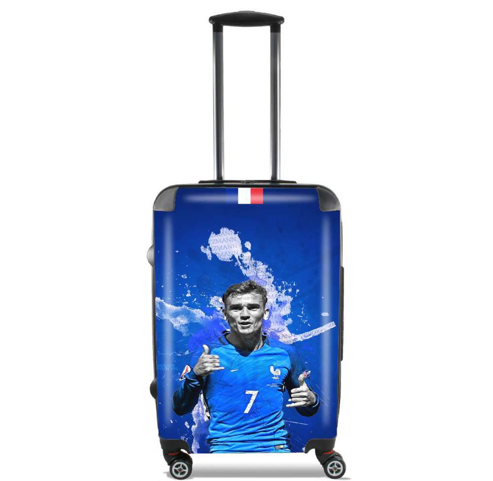 Allez Griezou France Team for Lightweight Hand Luggage Bag - Cabin Baggage