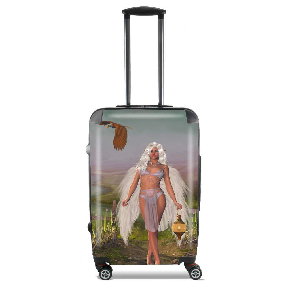 Angels Way for Lightweight Hand Luggage Bag - Cabin Baggage