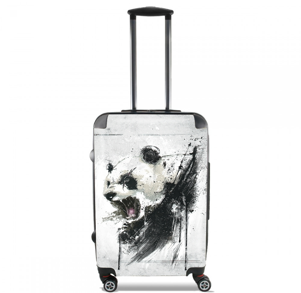 Angry Panda for Lightweight Hand Luggage Bag - Cabin Baggage