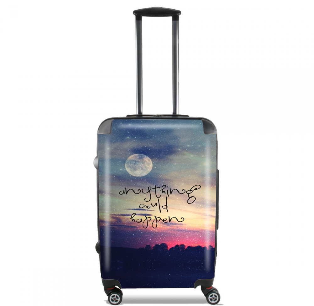 Anything could happen for Lightweight Hand Luggage Bag - Cabin Baggage