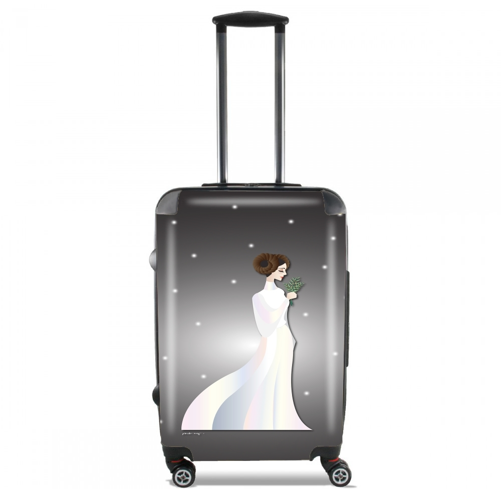 Aries - Princess Leia for Lightweight Hand Luggage Bag - Cabin Baggage