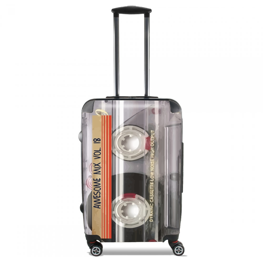 Awesome Mix Cassette for Lightweight Hand Luggage Bag - Cabin Baggage
