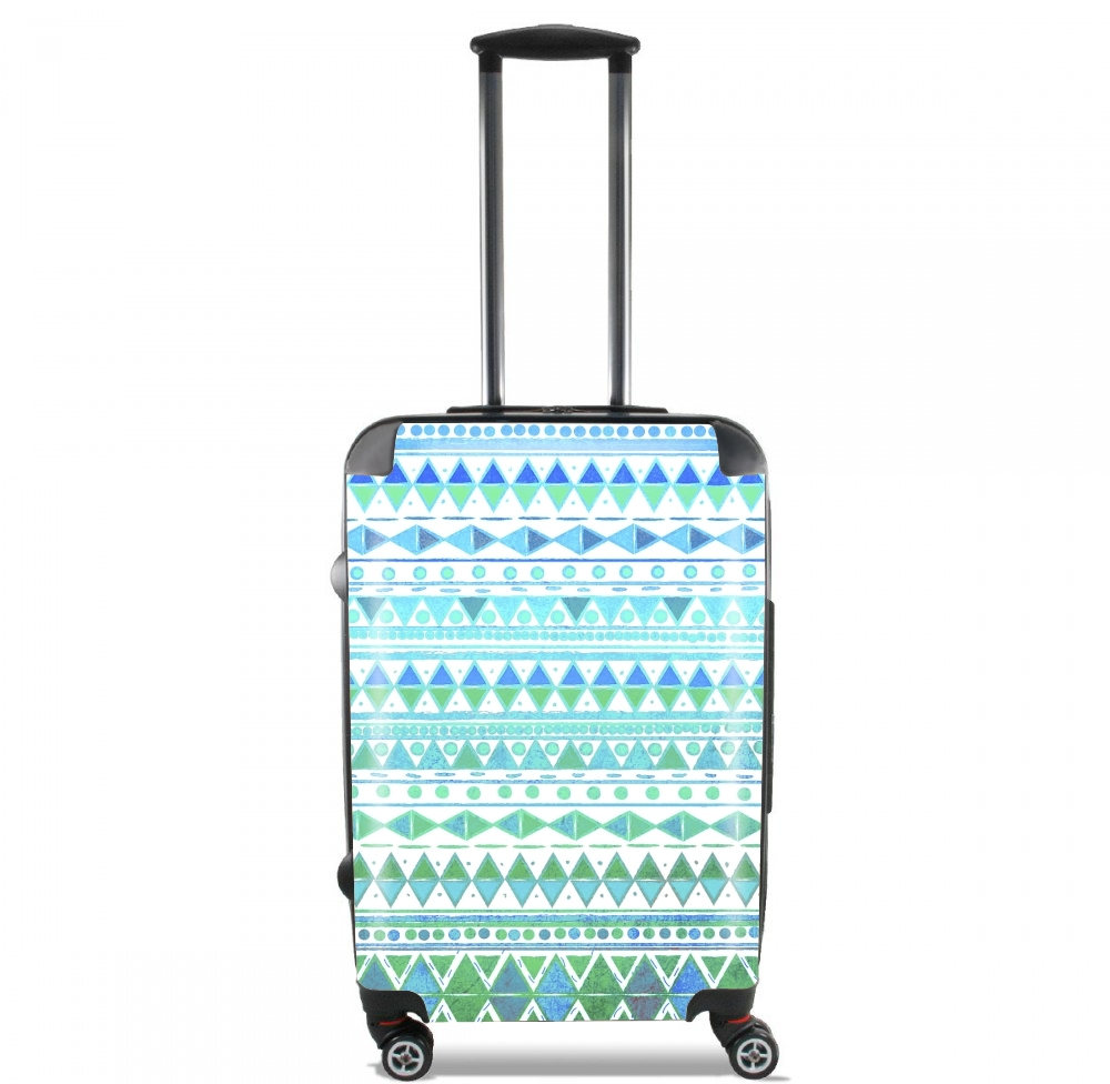 Aztec Aqua for Lightweight Hand Luggage Bag - Cabin Baggage