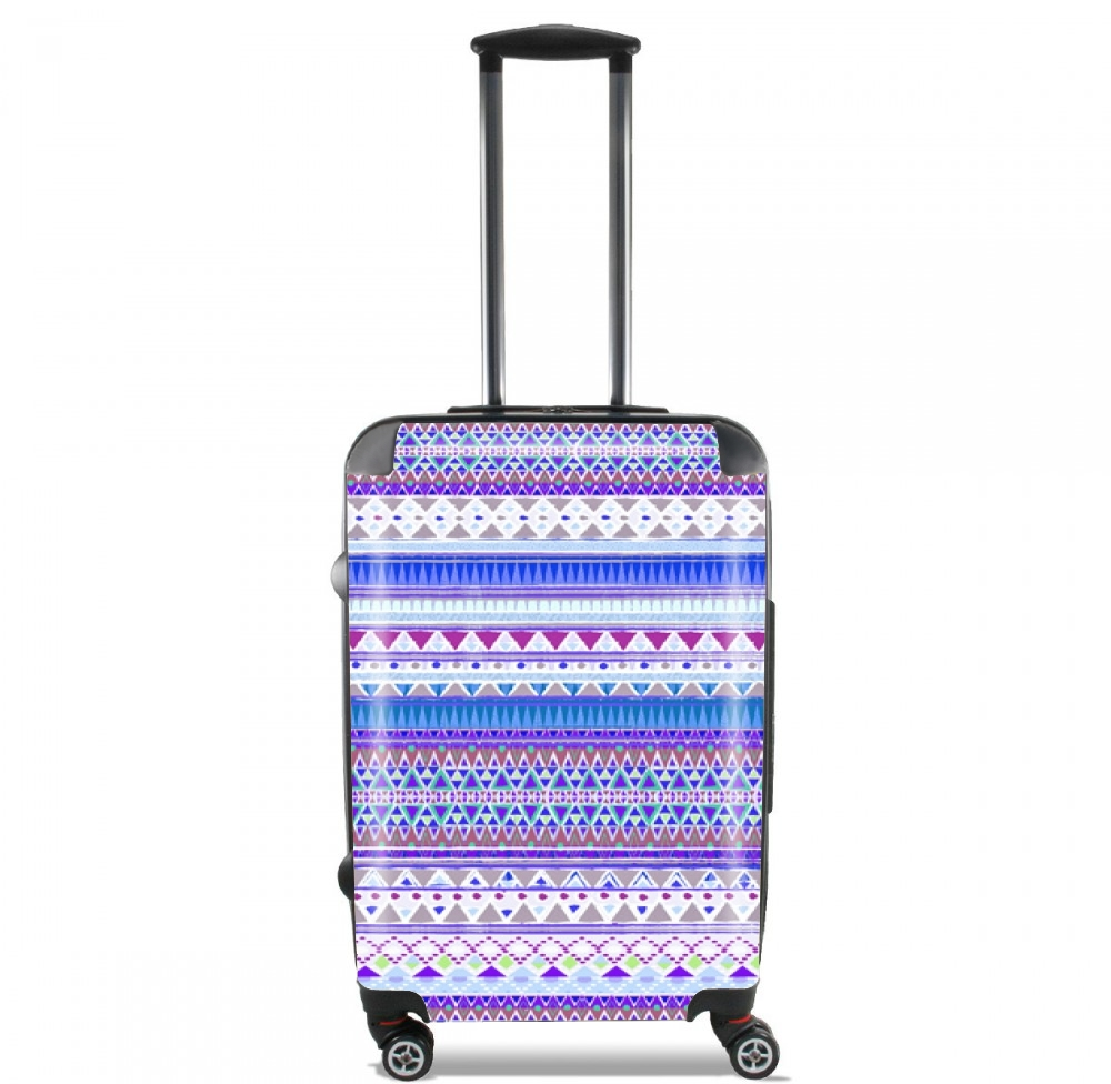 Blue Chenoa Aztec for Lightweight Hand Luggage Bag - Cabin Baggage