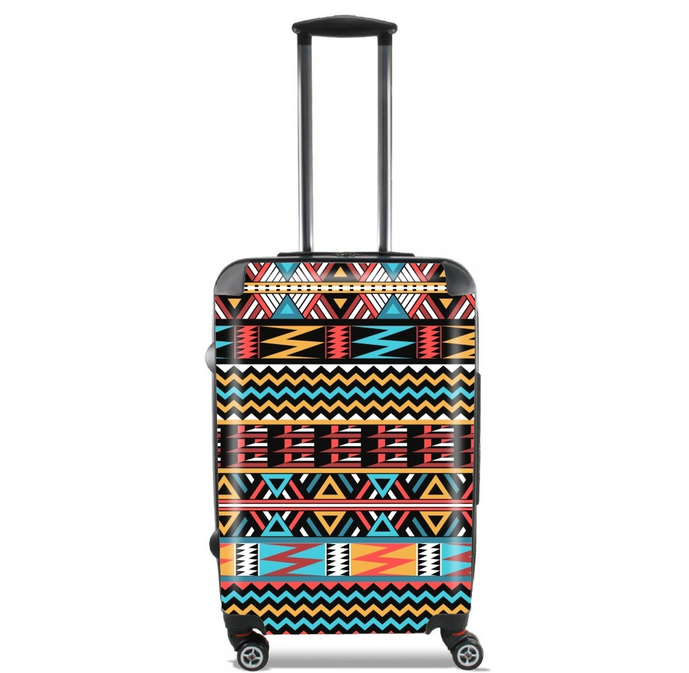 aztec pattern for Lightweight Hand Luggage Bag - Cabin Baggage