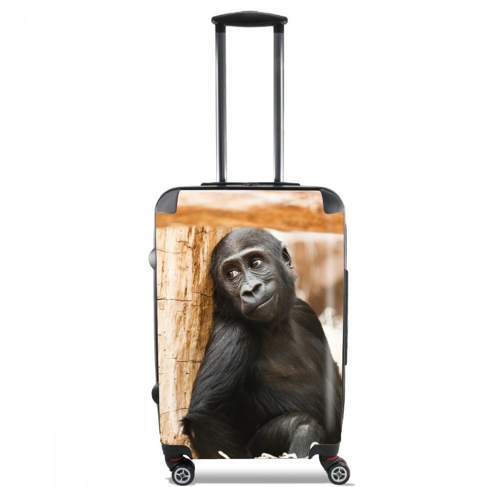 Baby Monkey for Lightweight Hand Luggage Bag - Cabin Baggage