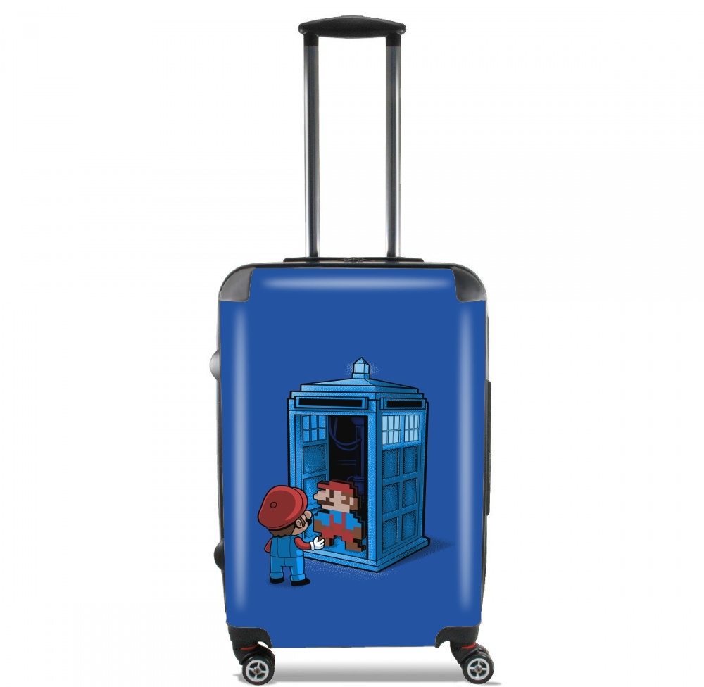 Back To 8 bits for Lightweight Hand Luggage Bag - Cabin Baggage