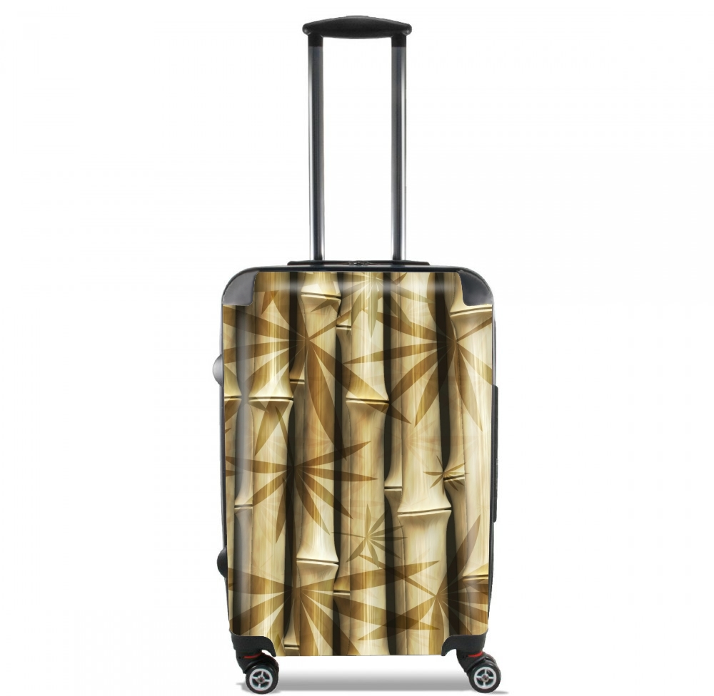 Bamboo Art for Lightweight Hand Luggage Bag - Cabin Baggage