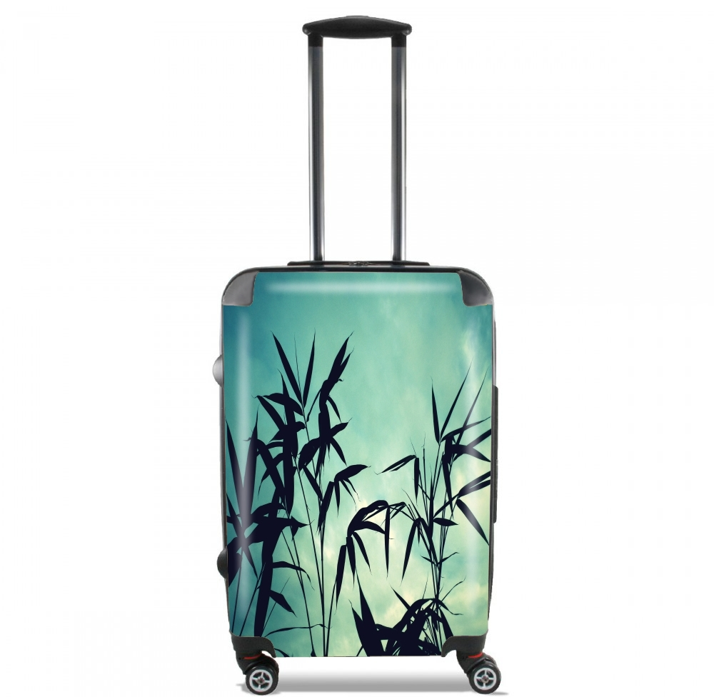 Bamboo in the Nature for Lightweight Hand Luggage Bag - Cabin Baggage