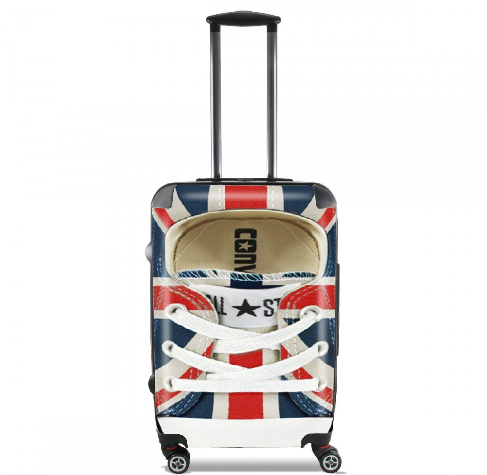 All Star Basket shoes Union Jack London for Lightweight Hand Luggage Bag - Cabin Baggage