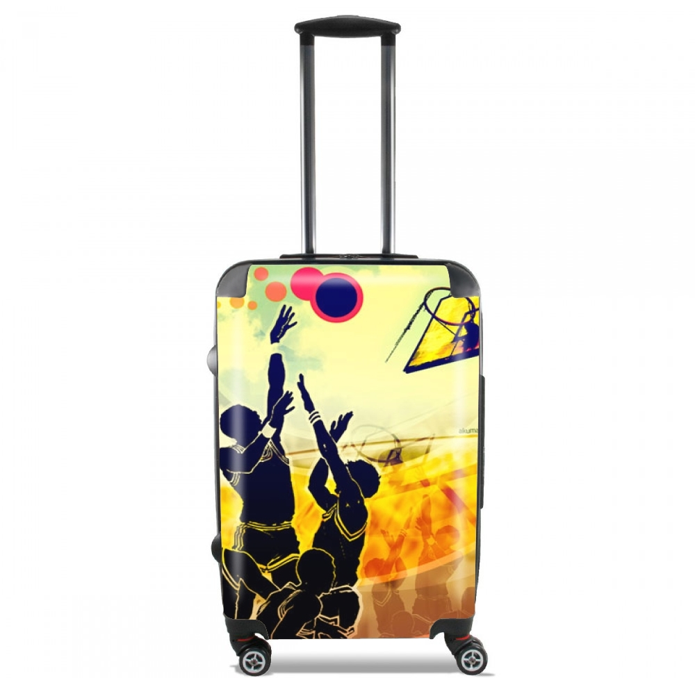 Basketball is life for Lightweight Hand Luggage Bag - Cabin Baggage