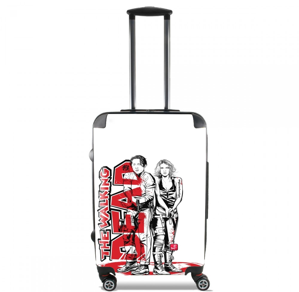 Be my Valentine TWD for Lightweight Hand Luggage Bag - Cabin Baggage