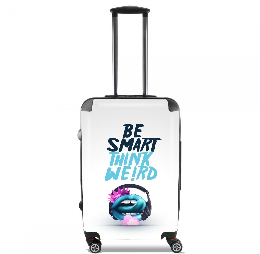 Be Smart Think Weird 2 for Lightweight Hand Luggage Bag - Cabin Baggage