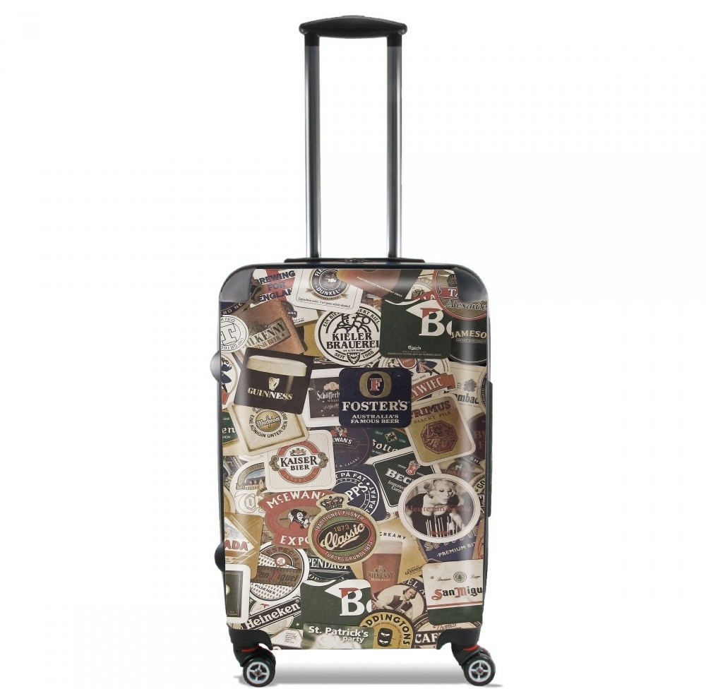 Beers of the world for Lightweight Hand Luggage Bag - Cabin Baggage