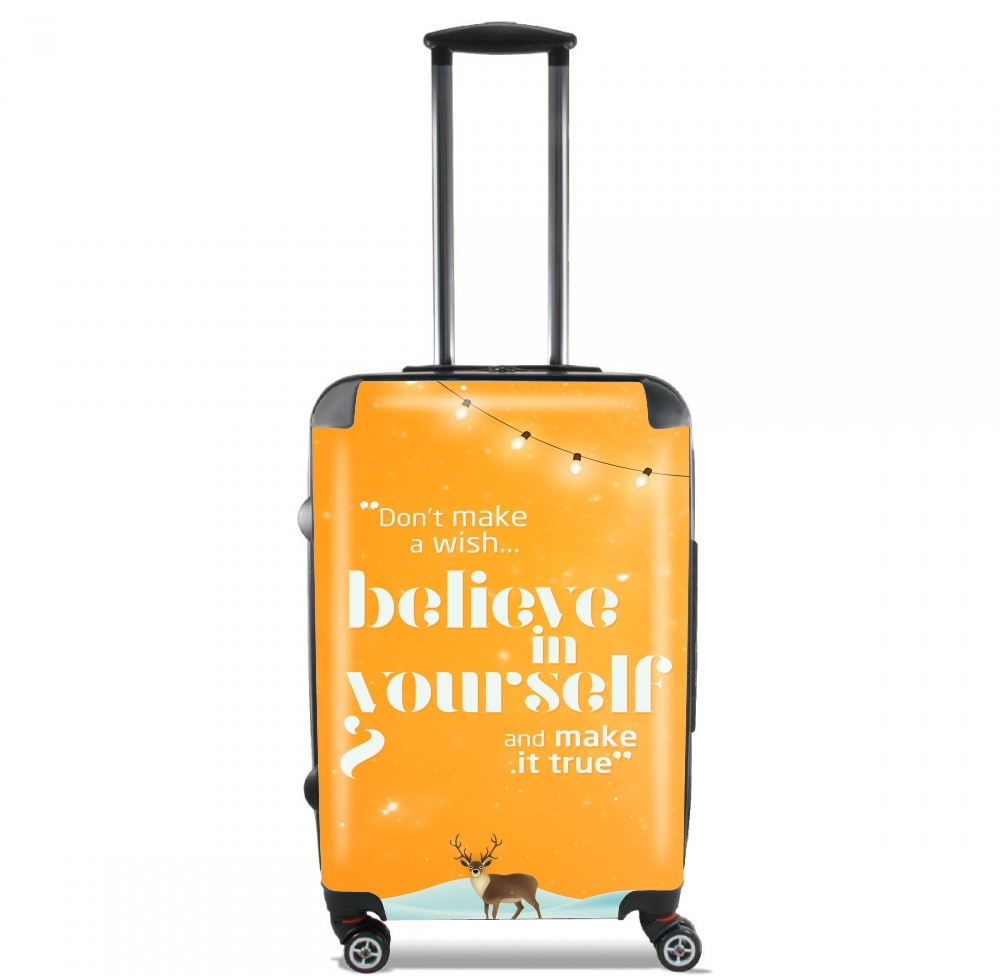 Believe in yourself for Lightweight Hand Luggage Bag - Cabin Baggage