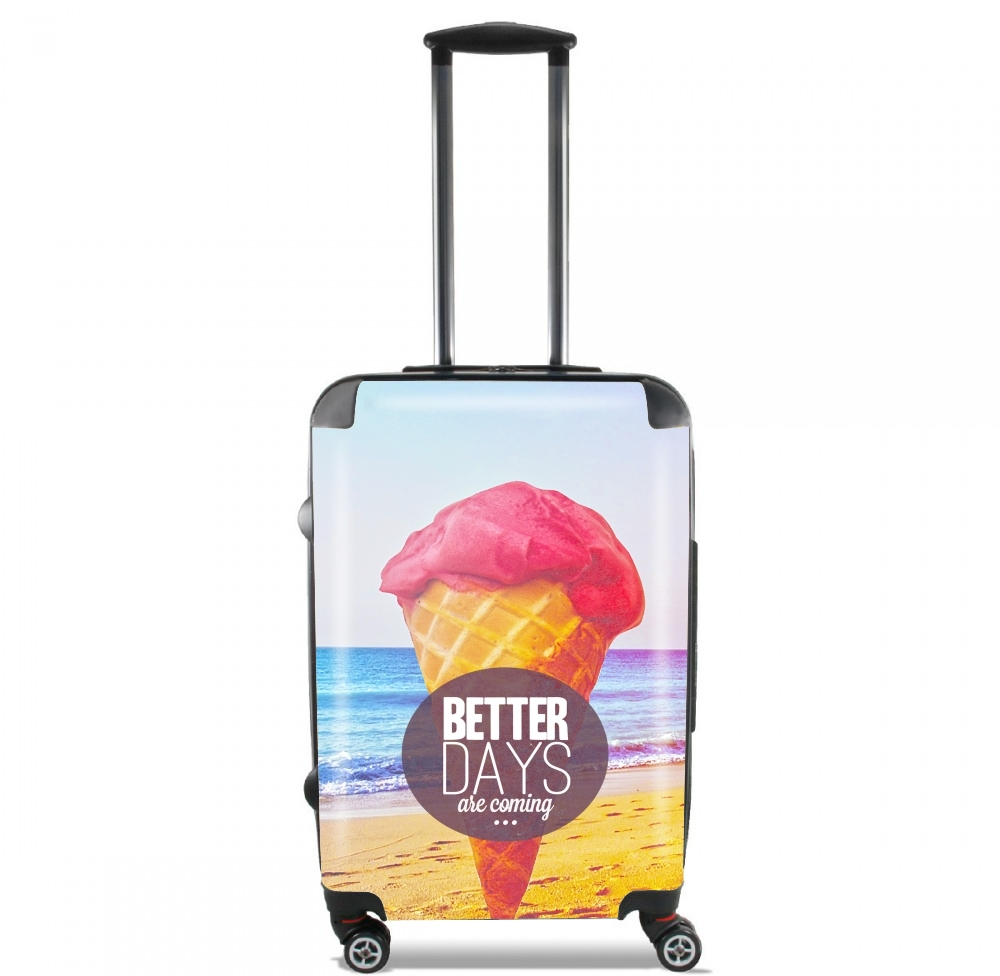 Big Ice Cream for Lightweight Hand Luggage Bag - Cabin Baggage