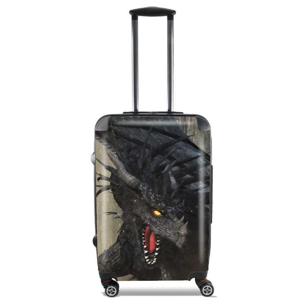 Black Dragon for Lightweight Hand Luggage Bag - Cabin Baggage