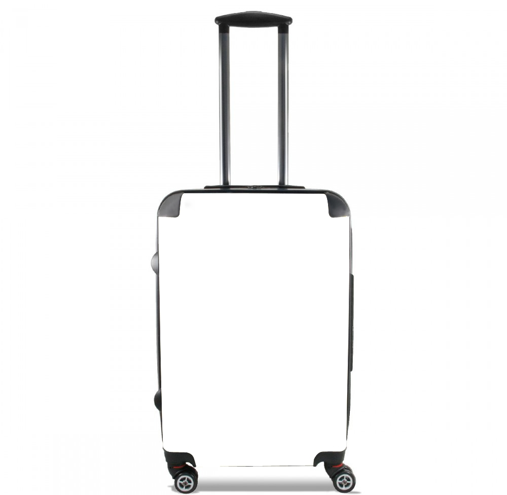 White for Lightweight Hand Luggage Bag - Cabin Baggage