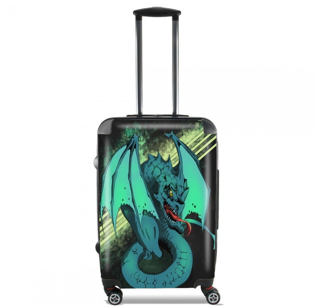 Blue dragon for Lightweight Hand Luggage Bag - Cabin Baggage