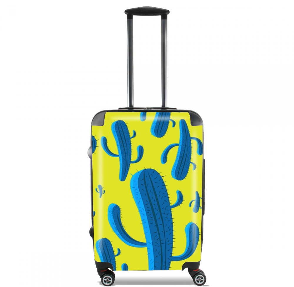 Blue Kaktus for Lightweight Hand Luggage Bag - Cabin Baggage