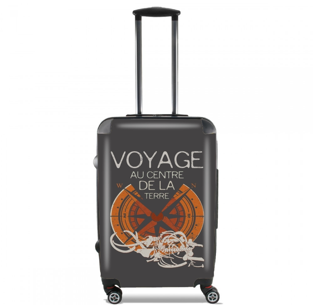 Books Collection: Jules Verne for Lightweight Hand Luggage Bag - Cabin Baggage