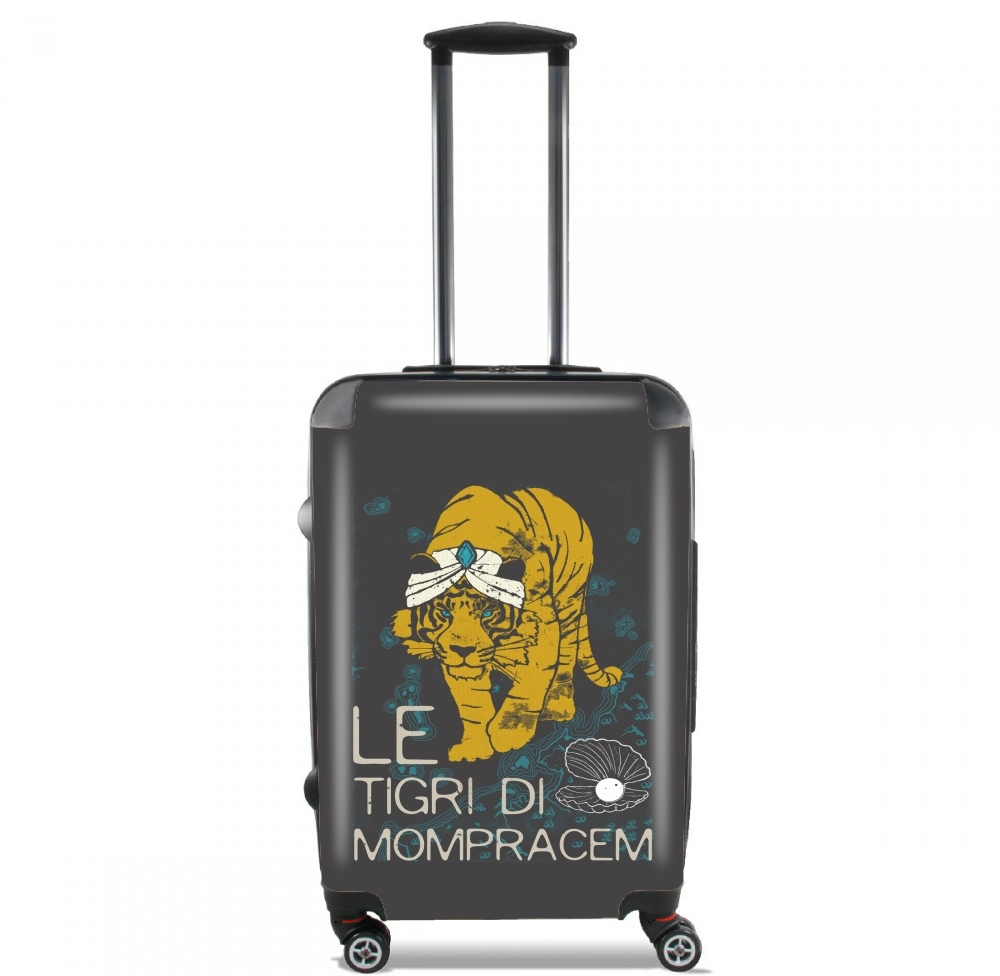 Book Collection: Sandokan, The Tigers of Mompracem for Lightweight Hand Luggage Bag - Cabin Baggage