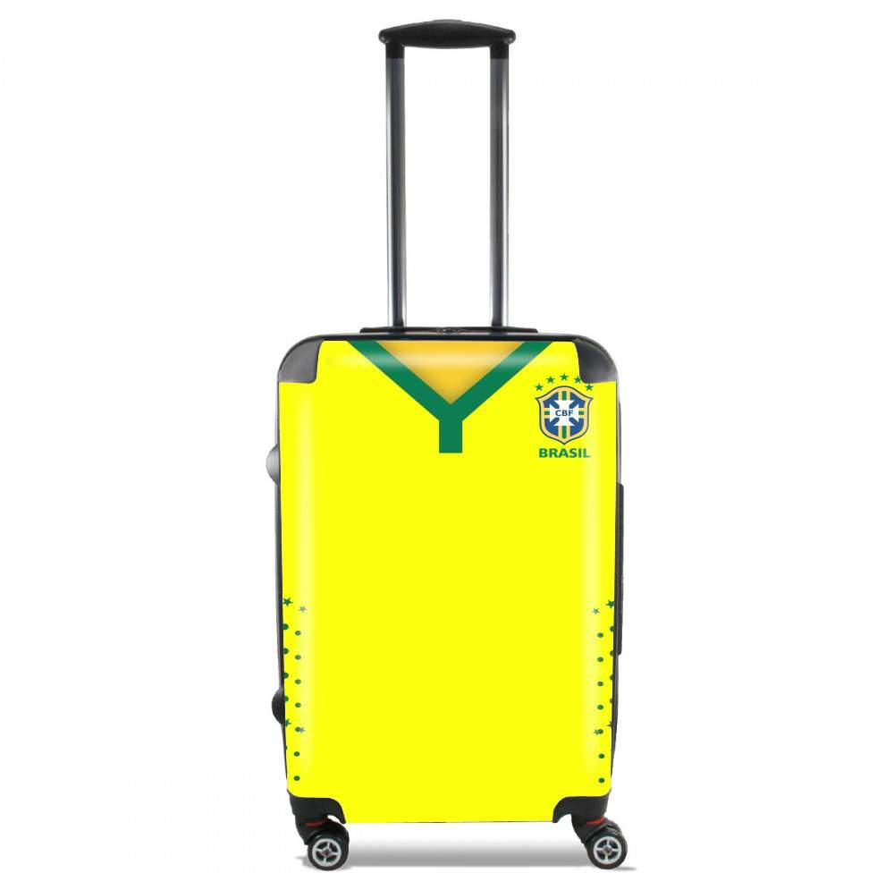 Brazil Selecao Home for Lightweight Hand Luggage Bag - Cabin Baggage