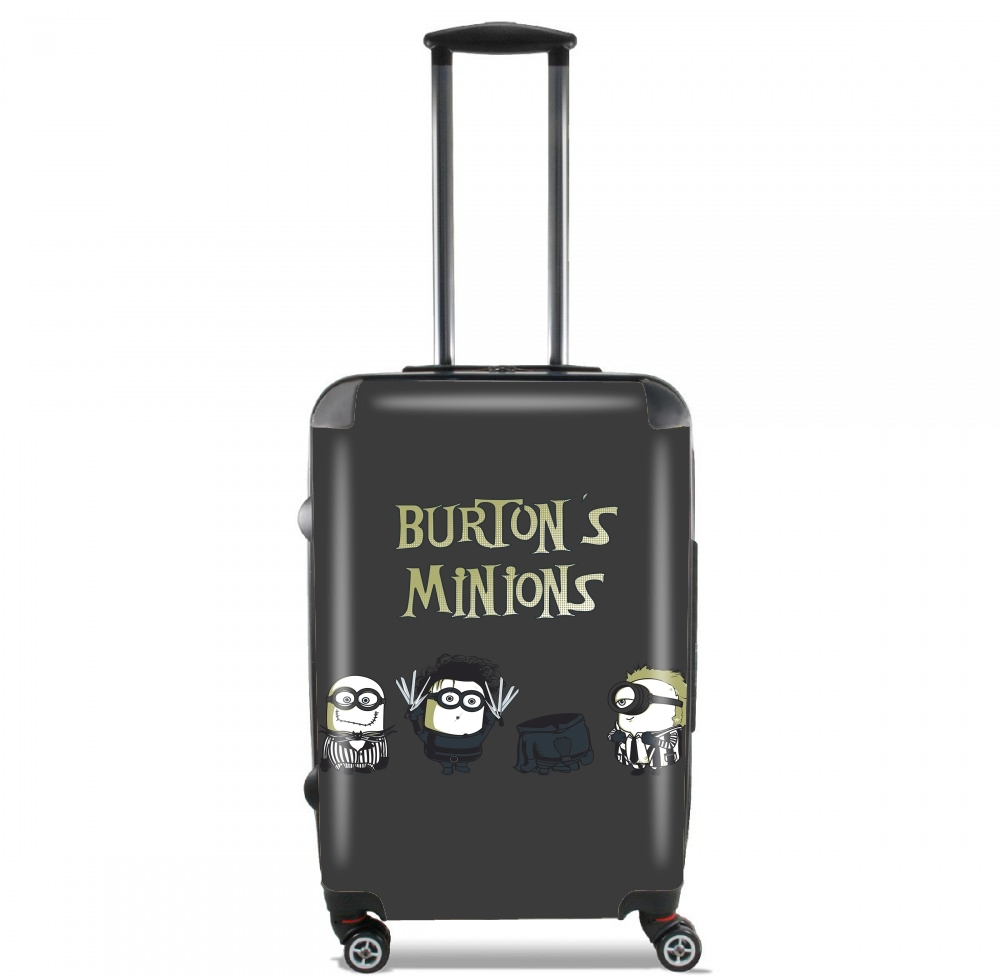 Burton's Minions for Lightweight Hand Luggage Bag - Cabin Baggage