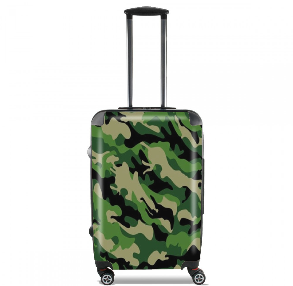Green Military camouflage for Lightweight Hand Luggage Bag - Cabin Baggage