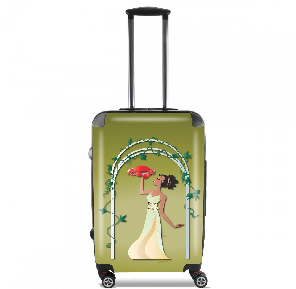 Cancer - Princess Tiana for Lightweight Hand Luggage Bag - Cabin Baggage