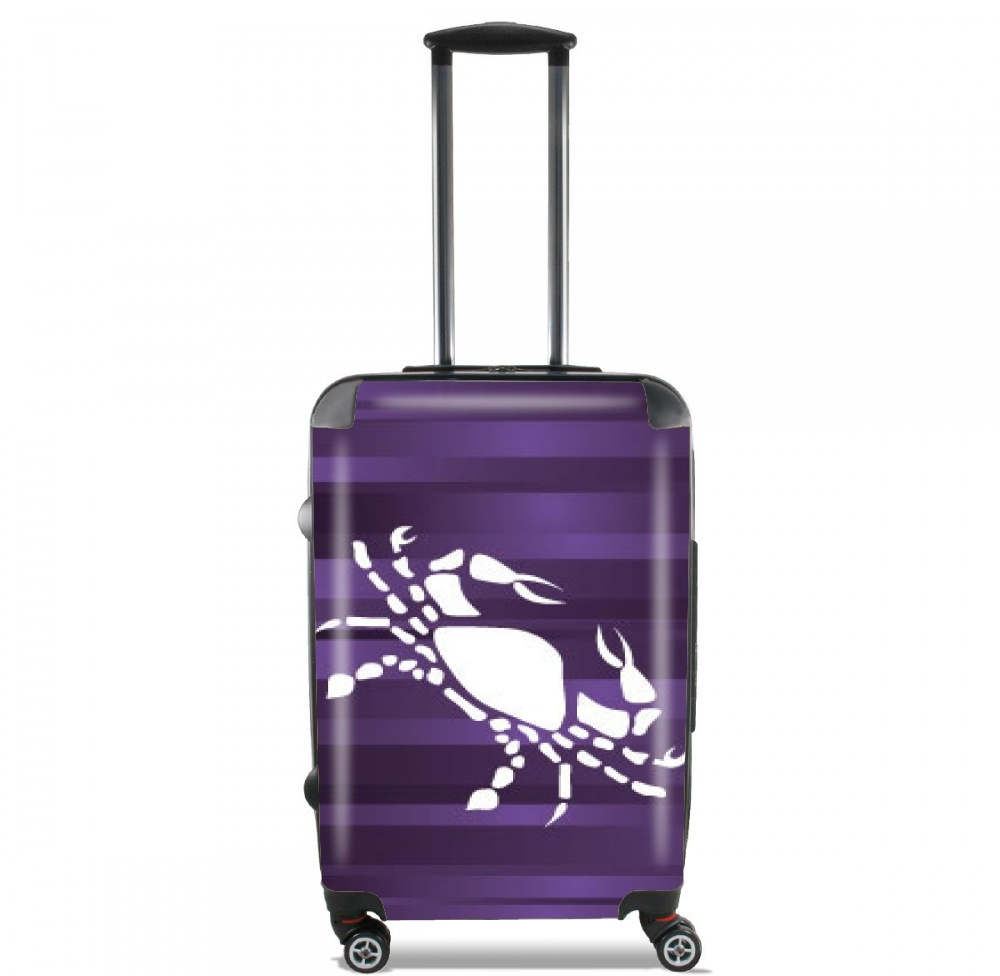 Cancer - Sign of the Zodiac for Lightweight Hand Luggage Bag - Cabin Baggage