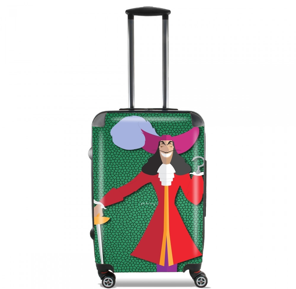 Captain Hook for Lightweight Hand Luggage Bag - Cabin Baggage